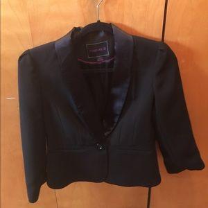 2/$15 Forever 21 black Blazer